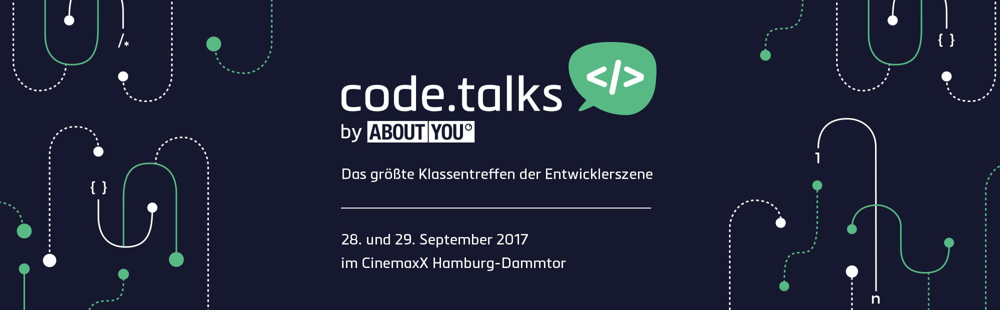 GROUPLINK auf den code.talks