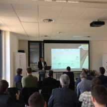 Fortinet auf dem IT-Security Business Brunch der Netzlink