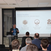 Gigamon auf dem IT-Security Business Brunch der Netzlink