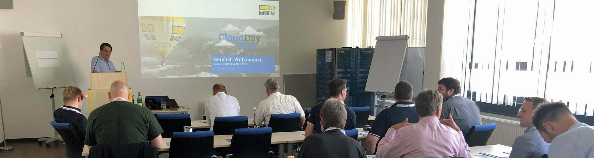 NetUSE CloudDay 2019