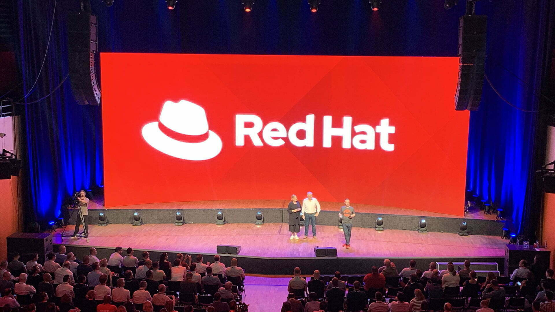 Titelbild Red Hat EMEA Partner Conference Prag